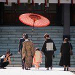 【七五三】3歳男の子の服装のおすすめは?袴かスーツの選び方!